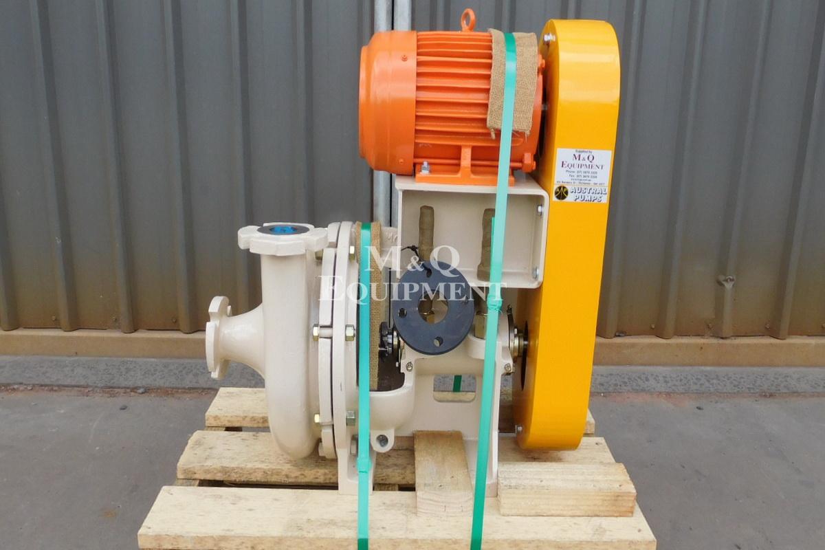 2/2 TC Cyklo / Austral / Pump