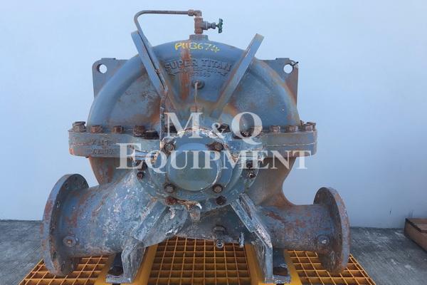 200 x 250 x 630 / Super Titan / Water Pump