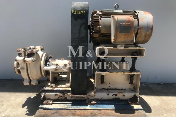 4/3 CCAH / Austral / Slurry Pump