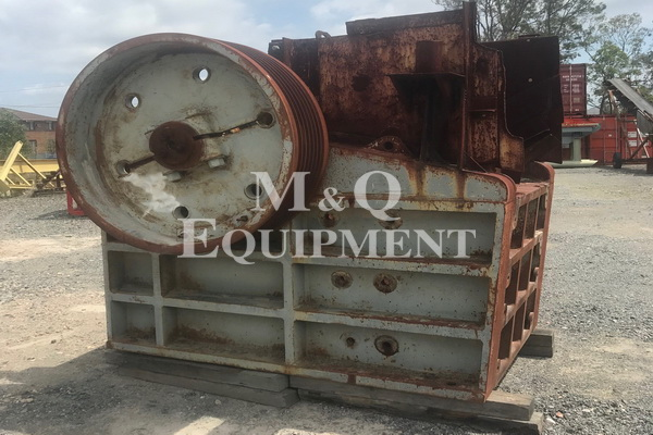 "36"" x 25"" / Jaques / Jaw Crusher"