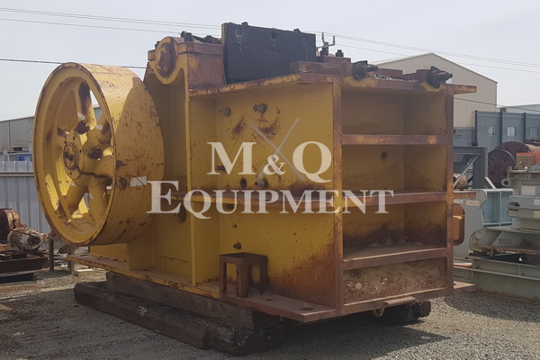 "40"" x 32"" / Kurimoto / Jaw Crusher"