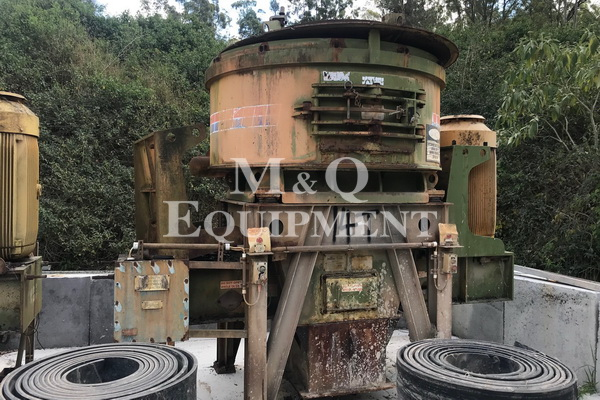 9600 / Tidco Barmac / Vertical Shaft Impactor