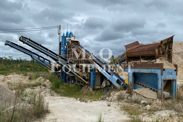 M2500 / CDE / Sand Washing Plant