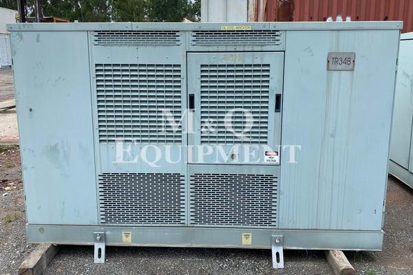 1000 KVA / Schneider / Kiosk Transformer