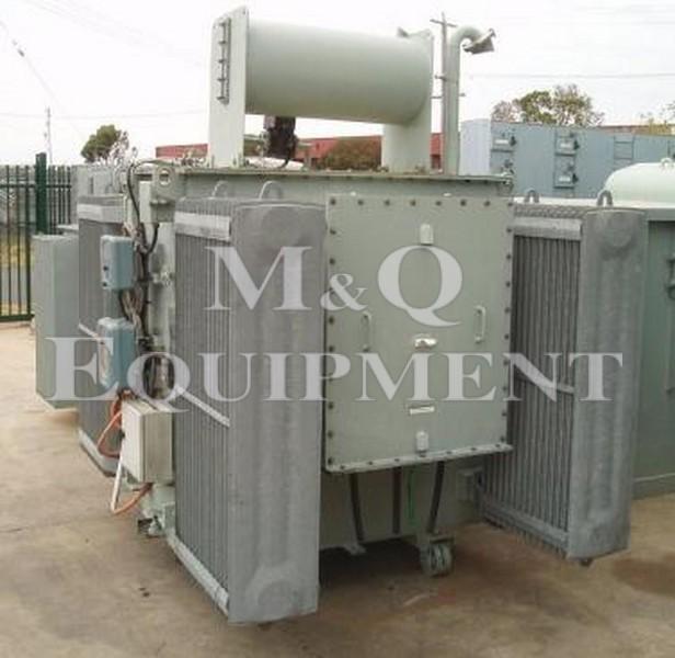 1500 KVA / Wilson / Transformer
