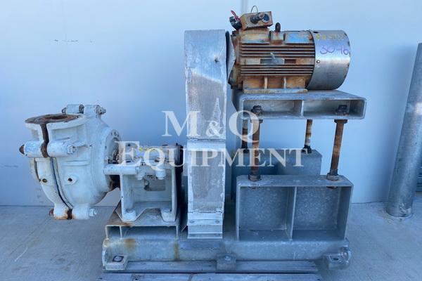 6/4 DAH / Warman / Slurry Pump