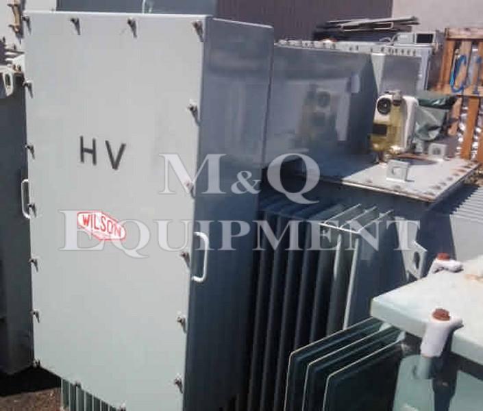 2000 KVA / Wilson / Transformer