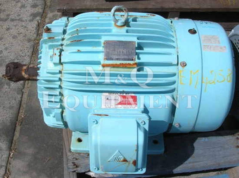 22 KW / TECO / Electric Motor