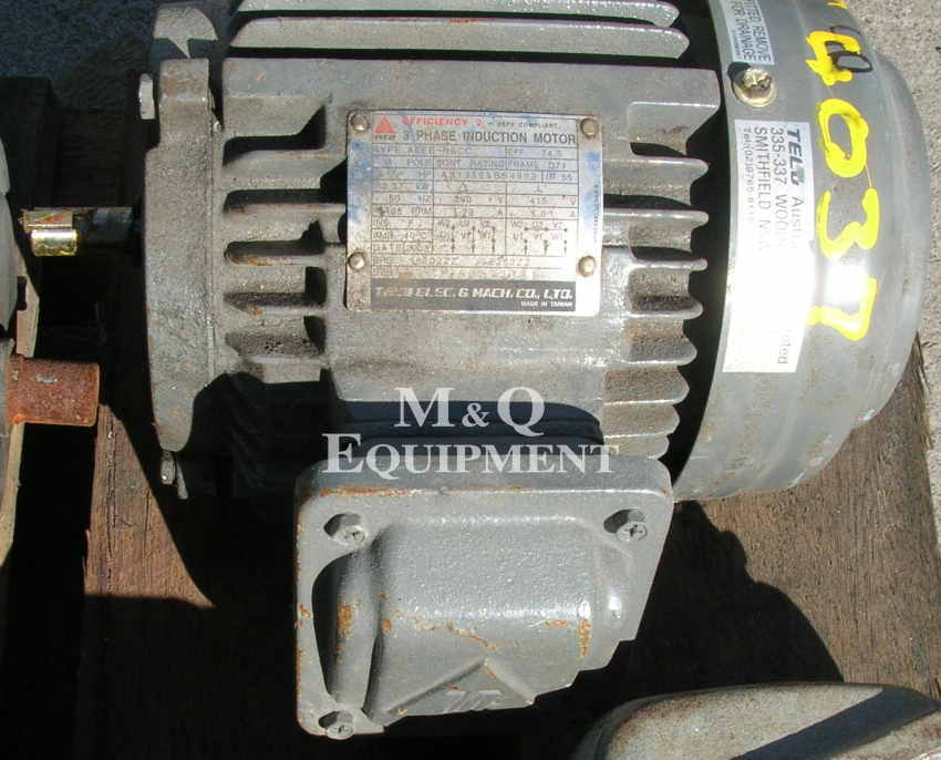 .37 KW / TECO / Electric Motor