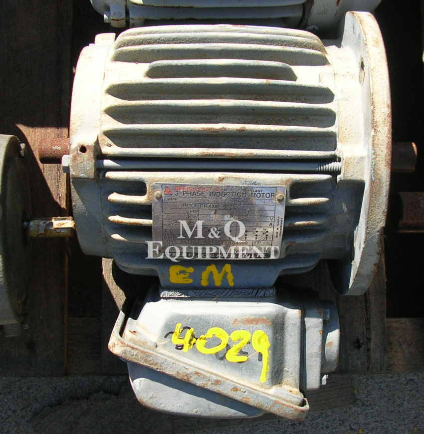.75 KW / TECO / Electric Motor