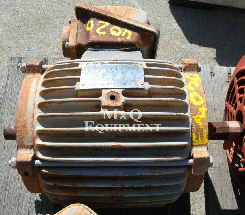 2.2 KW / TECO / Electric Motor