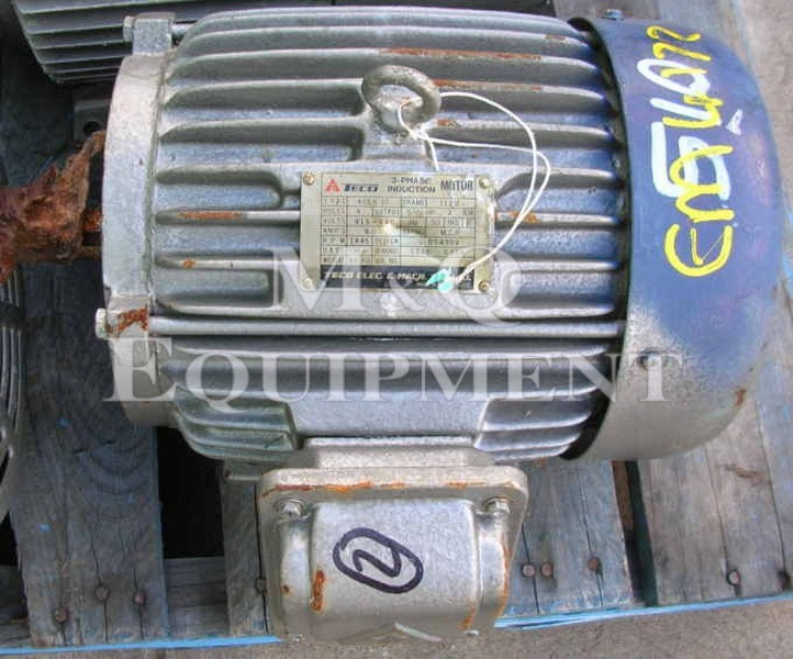 4 KW / TECO / Electric Motor