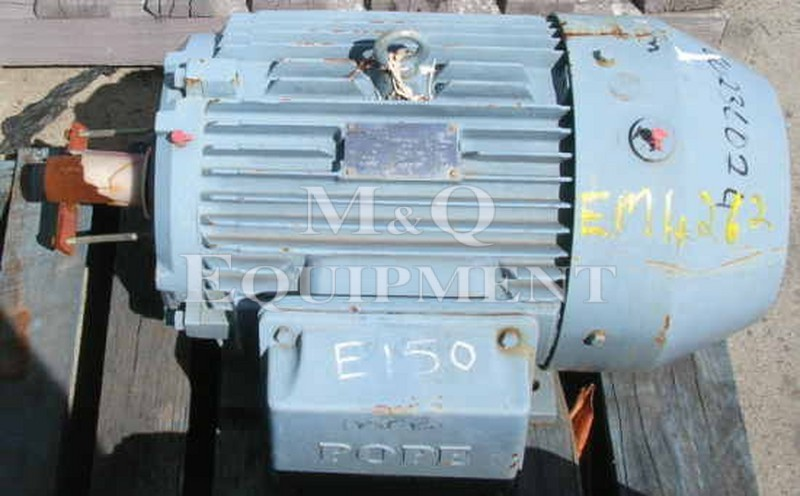 18.5 KW / POPE / Electric Motor