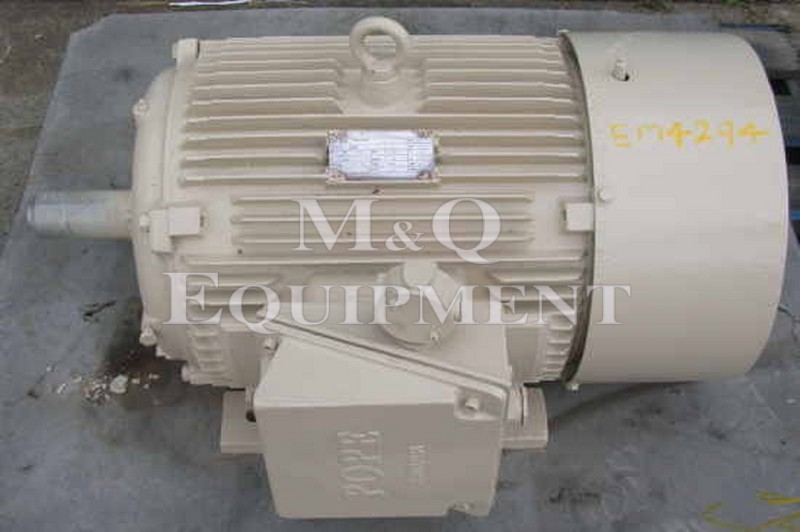 30 KW / POPE / Electric Motor