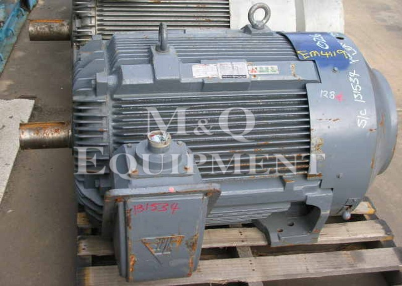 150 KW / TECO / Electric Motor