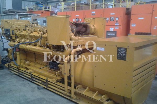 875 KVA / Caterpillar / Generator Set