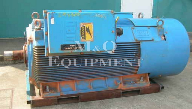 550 KW / WEG / Electric Motor
