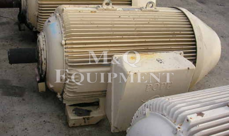 270 KW / POPE / Electric Motor