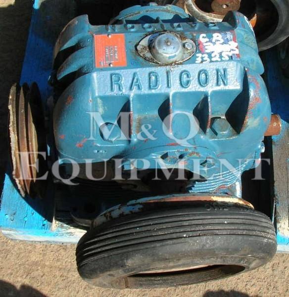 """5"""" / Radicon / Gear Box"""